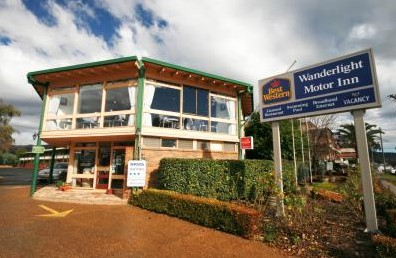 Best Western Wanderlight Motor Inn - Accommodation 4U