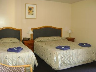 Mudgee Motor Inn - Accommodation 4U