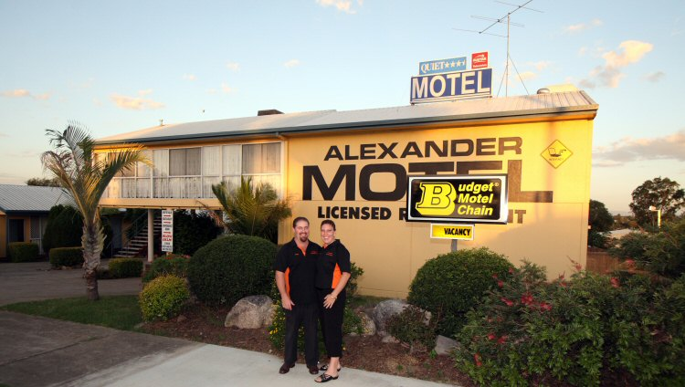 Alexander Motel - Accommodation 4U