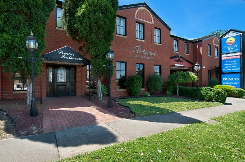 Comfort Inn Dandenong - Accommodation 4U