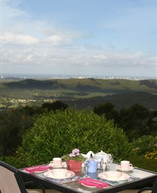 Hillside Bed and Breakfast and Gumnut Cottage - Accommodation 4U
