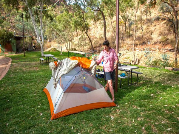 Standley Chasm Angkerle Camping - Accommodation 4U