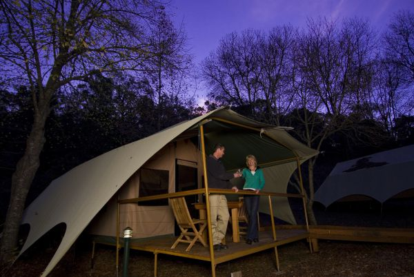 Wilderness Retreats Buchan Caves Reserve - Accommodation 4U