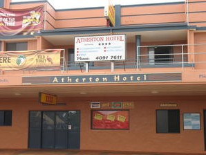 Atherton Hotel - Accommodation 4U