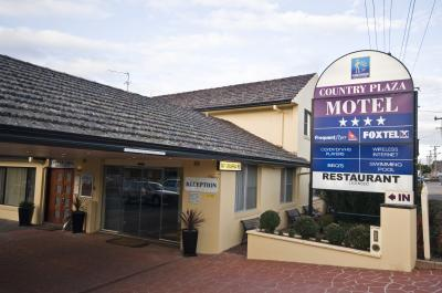 Quality Inn Country Plaza Queanbeyan - Accommodation 4U