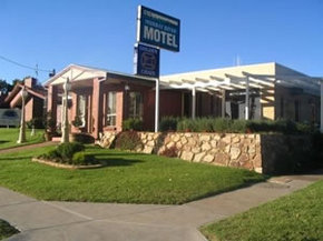 Golden Chain Murray River Motel - Accommodation 4U