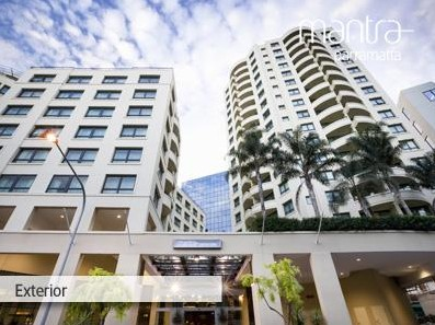 Mantra Parramatta - Accommodation 4U