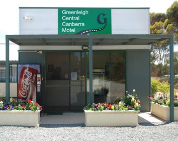Greenleigh Central Canberra Motel - Accommodation 4U