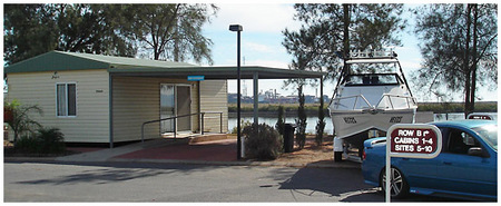 Port Pirie Beach Caravan Park - Accommodation 4U