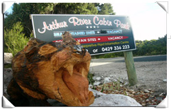 Arthur River Cabin Park - Accommodation 4U