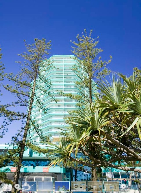Ocean Plaza Resort - Coolangatta - Accommodation 4U
