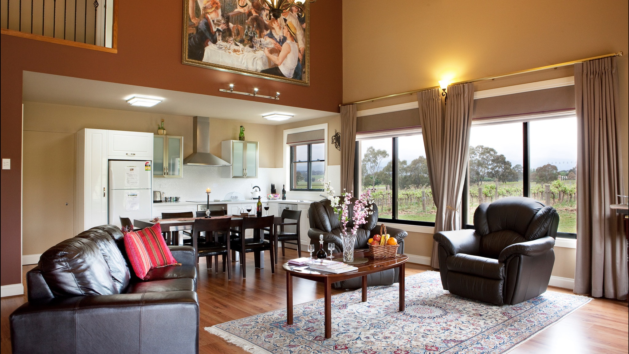 Barossa Shiraz Estate - Accommodation 4U