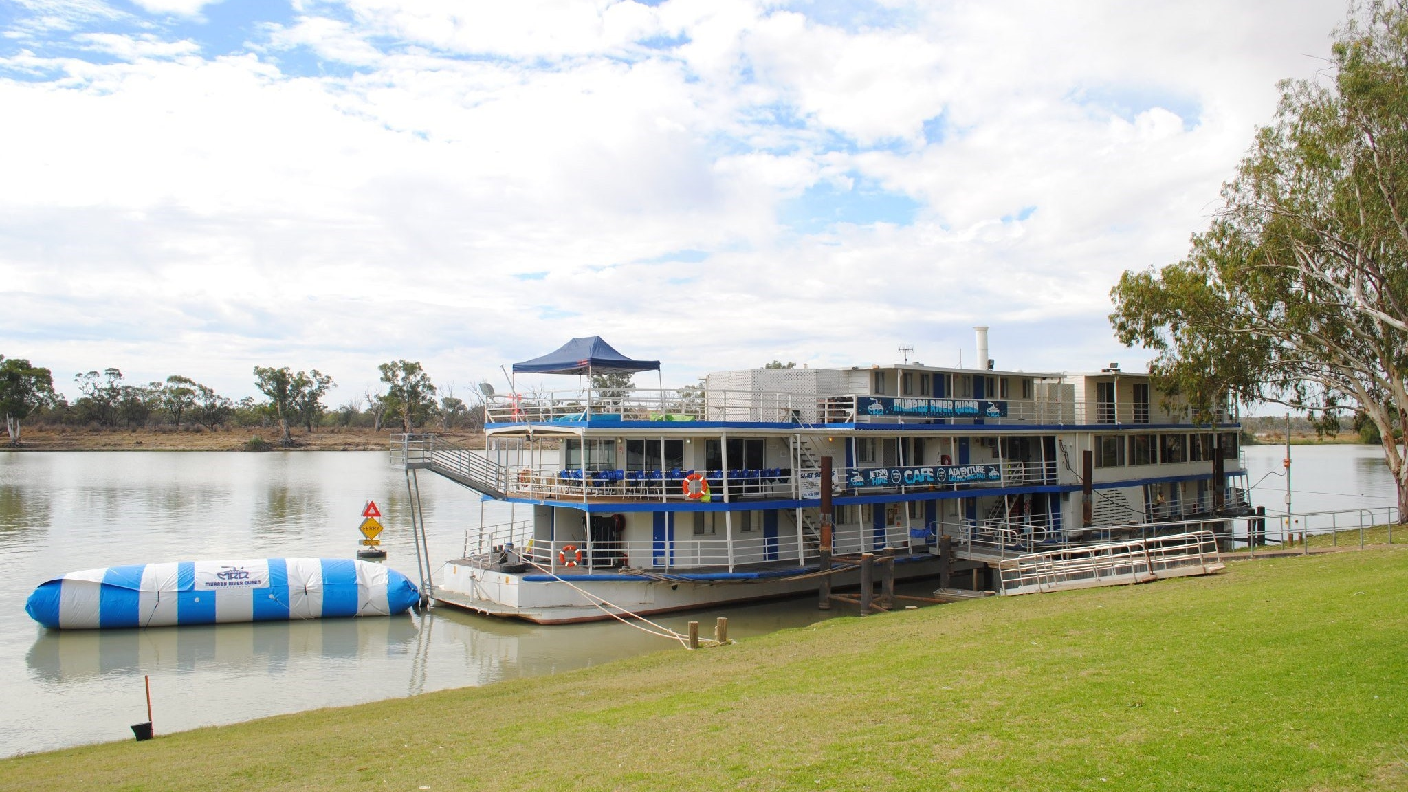 Murray River Queen Backpackers - Accommodation 4U