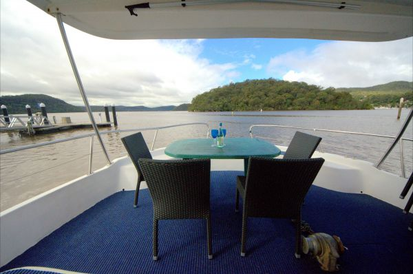 Luxury Afloat Hawkesbury River and Brooklyn - Accommodation 4U