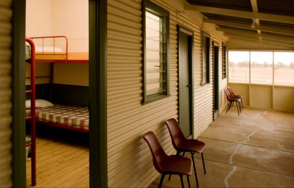 Mount Wood Shearers Quarters - Accommodation 4U