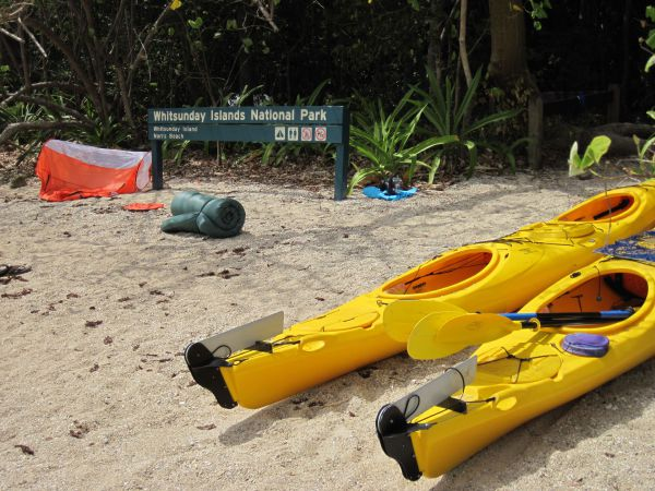 Molle Island National Park Whitsundays National Park Camping Ground - Accommodation 4U