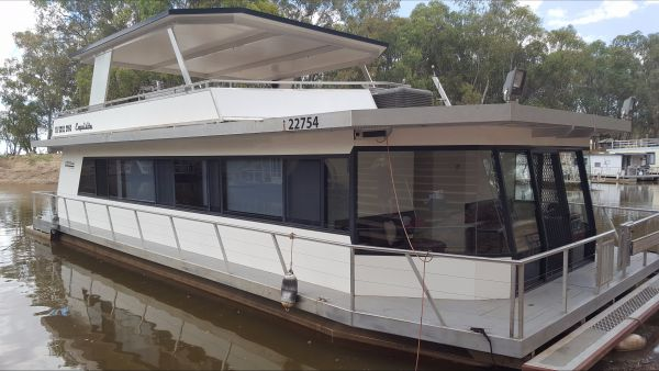 Murray Downs Marina Houseboats - Accommodation 4U