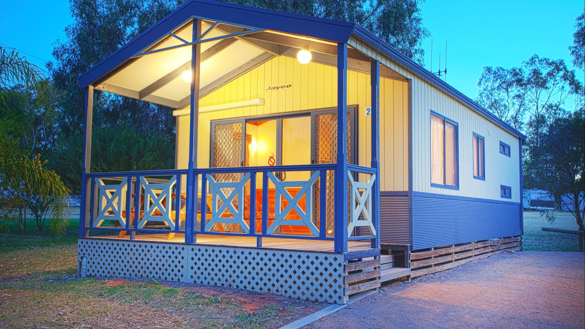 Discovery Parks - Lake Bonney - Accommodation 4U