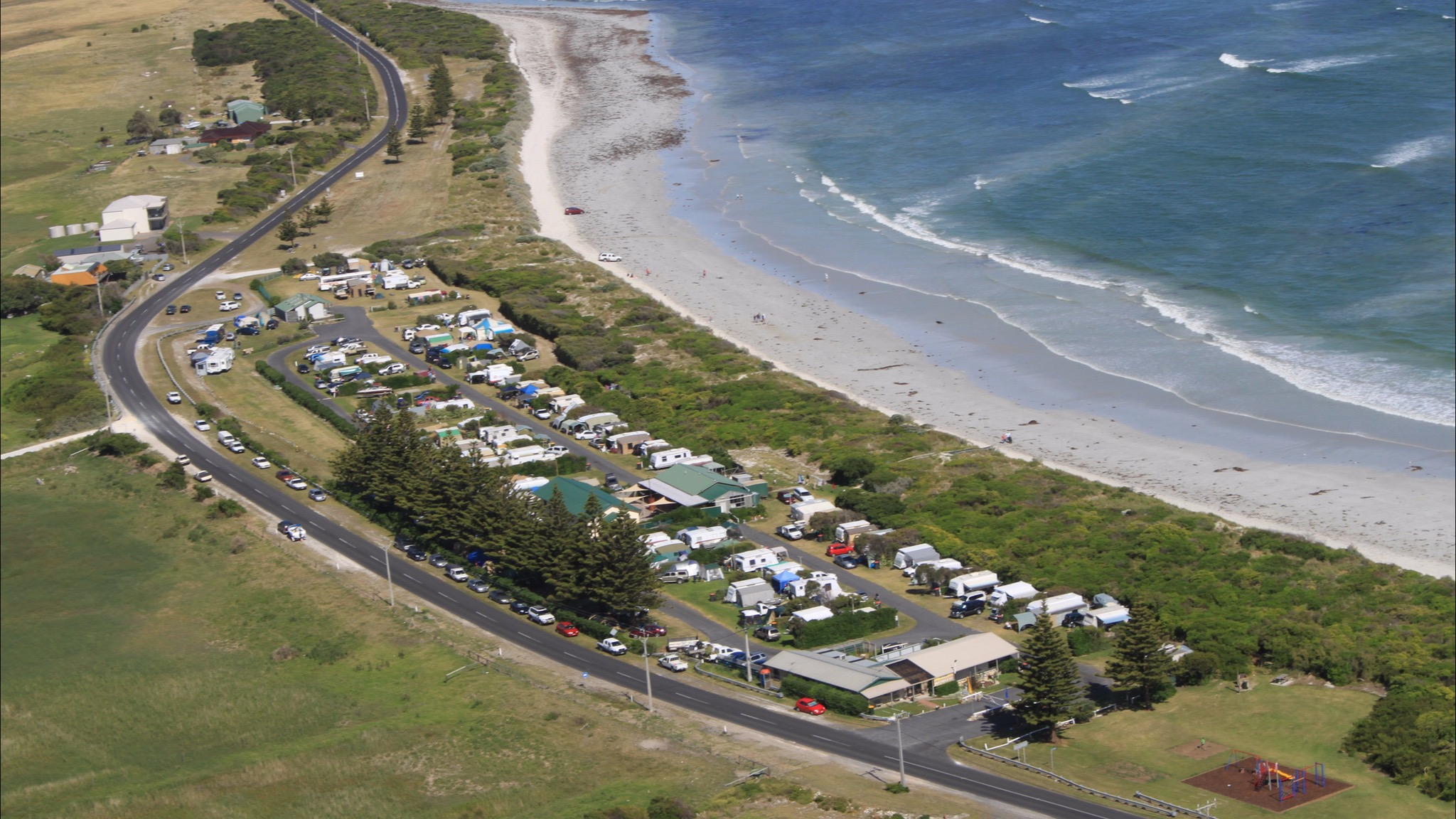 Port MacDonnell Foreshore Tourist Park - Accommodation 4U
