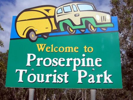 Proserpine Tourist Park - Accommodation 4U