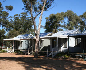 Moora Caravan and Chalet Park - Accommodation 4U