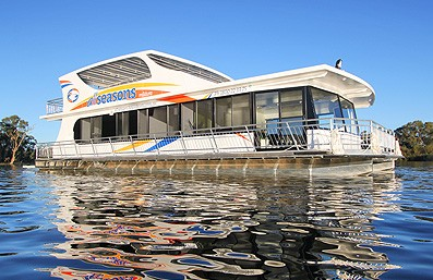 All Seasons Houseboats - Accommodation 4U