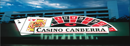 Casino Canberra - Accommodation 4U