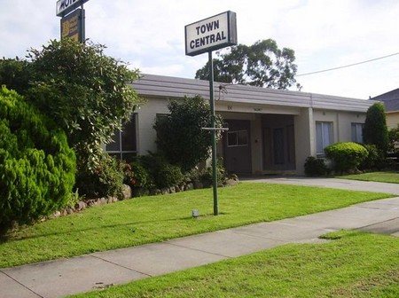 Bairnsdale Town Central Motel - Accommodation 4U
