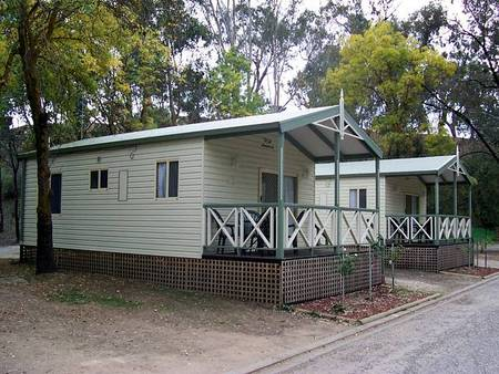 Goulburn River Tourist Park - Accommodation 4U