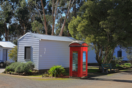 Shady Acres Caravan Park Ballarat - Accommodation 4U