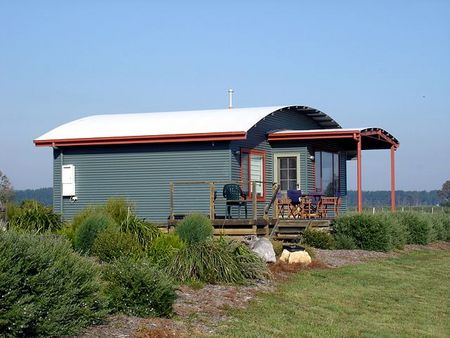 Frog Gully Cottages - Accommodation 4U