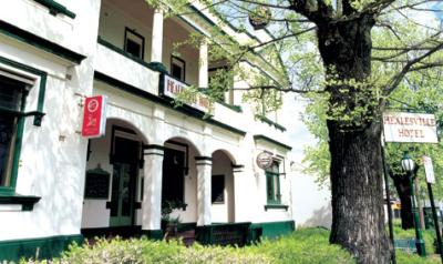 Healesville Hotel - Accommodation 4U