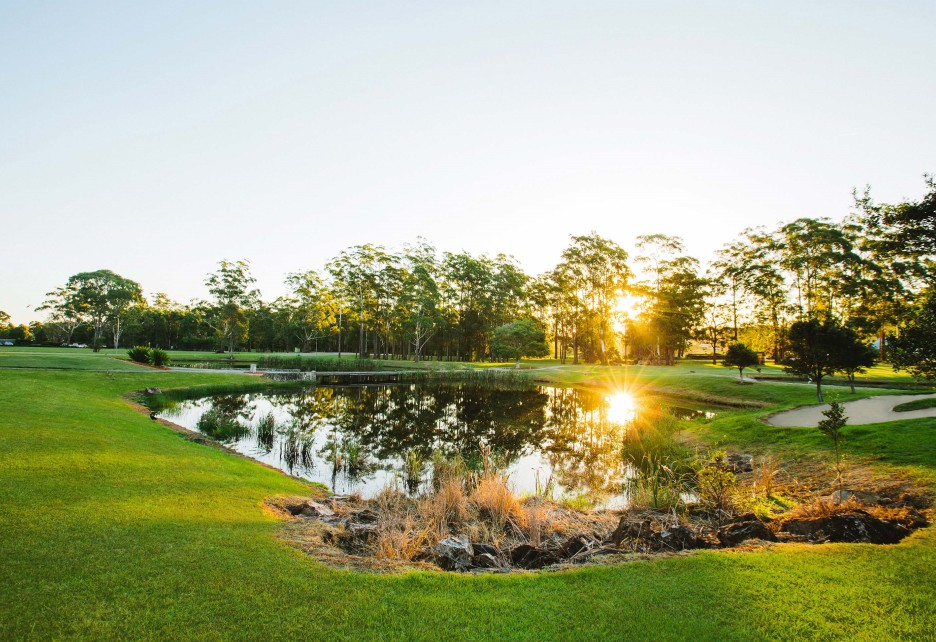 Tallwoods Golf Course and Resort - Accommodation 4U