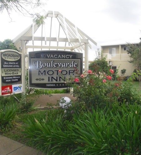 Boulevarde Motor Inn - Accommodation 4U