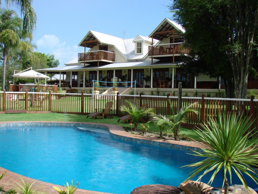 Clarence River Bed  Breakfast - Accommodation 4U