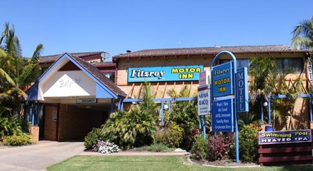 Fitzroy Motor Inn - Accommodation 4U