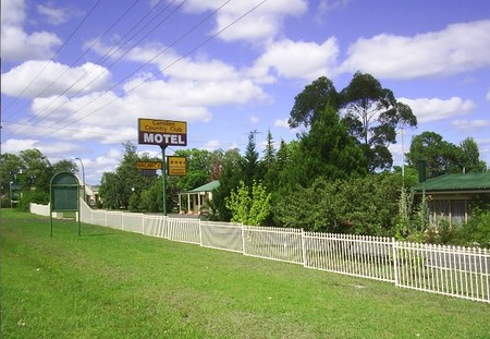Camden Country Club Motel - Accommodation 4U